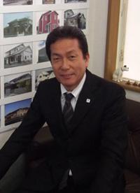 代表取締役 田久保義春